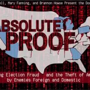 Bombshell Report on U.S. Election drops… some might say it's absolute proof. You decide |Video