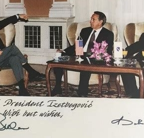 Bob Dole's Corrupted Opinion on Bosnia