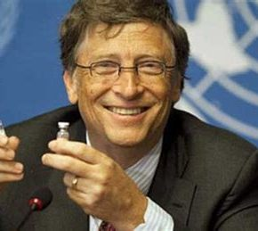 "Bill Gates Deleted Documentary ""Why He Switched From Microsoft To Vaccines"""