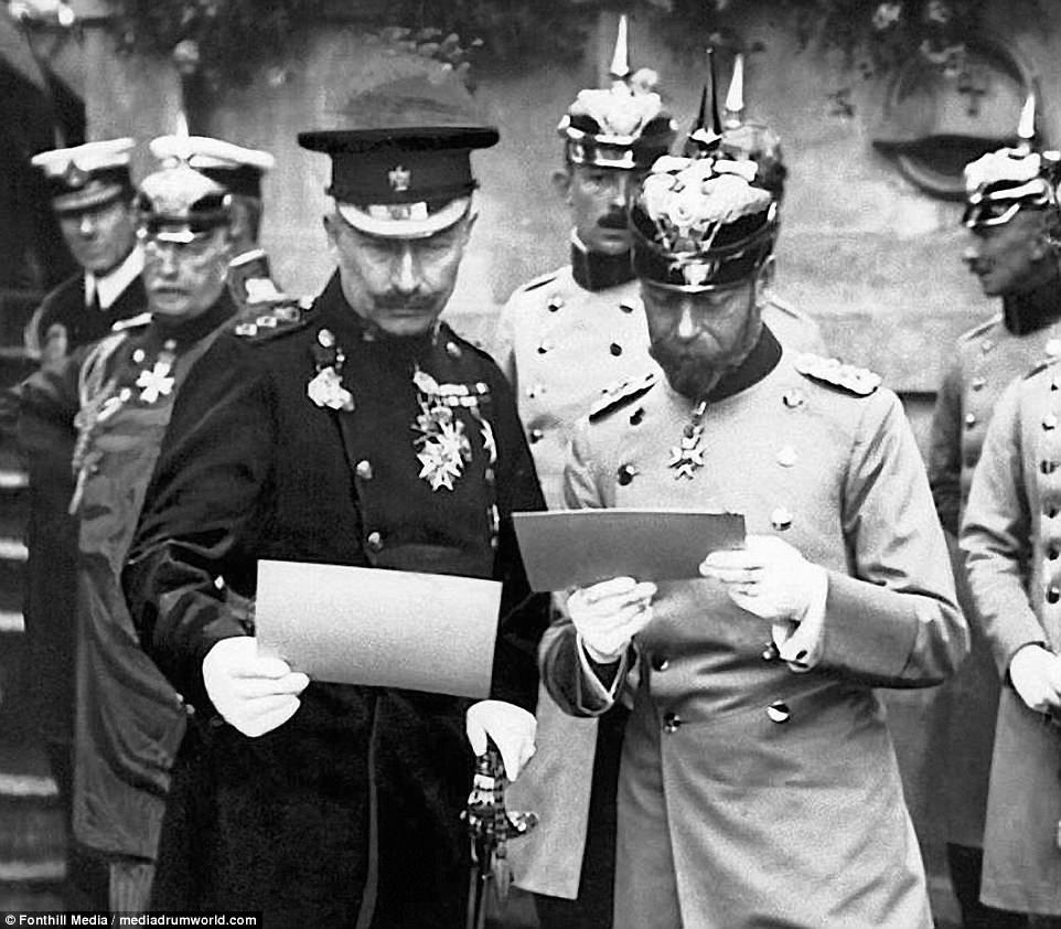 Kaiser - Edward V