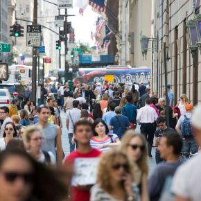 US population to drop 70% by 2025