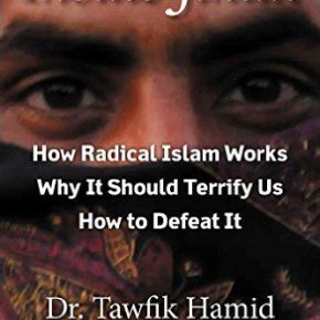 """Dr. Tawfik Hamid:  Palestinians, """"want to take it further, to apply the prophecies that Muslims will slaughter and kill every Jew in theworld"""""""