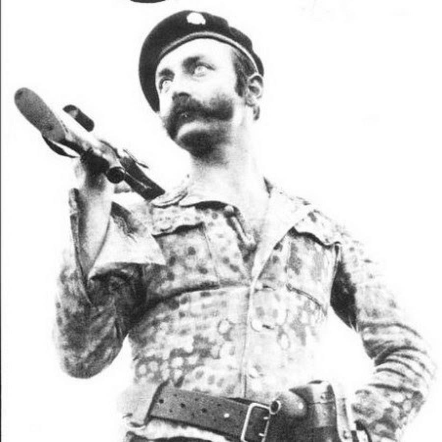 Neo-Nazi - PLO Karl-Heinz Hoffman