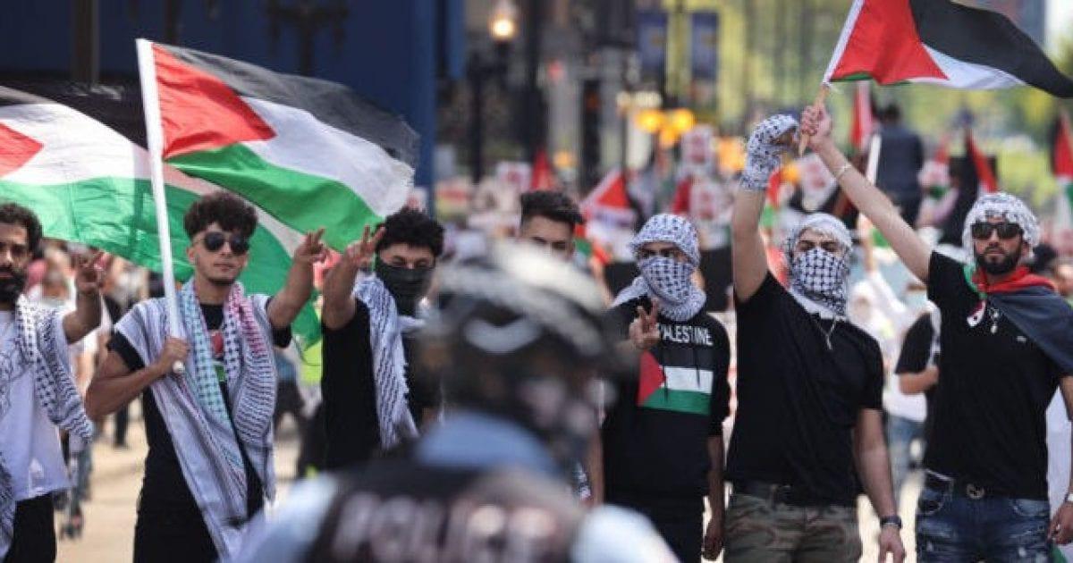 Palestinian brownshirts