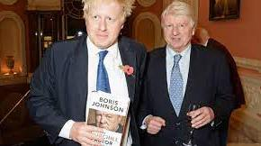 VIDEO – Boris Johnson's eugenicist father – Stanley Johnson, advocates reducing the population through vax – authored LIFE WITHOUTBIRTH