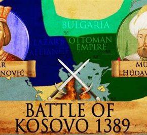 Battle of Kosovo 1389 – Serbian-Ottoman WarsDOCUMENTARY