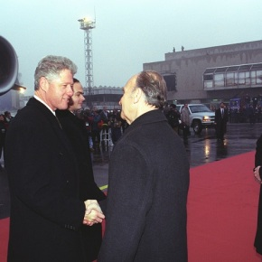 Bill Clinton's legacy |  Bosnia – Islam influence increases (12 Sep1996)