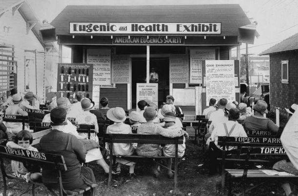 Eugenics society - presentation