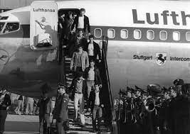 Four German neo-Nazis, trained by the Palestine Liberation Organization in Lebanon had the help of the West German Embassy inBeirut