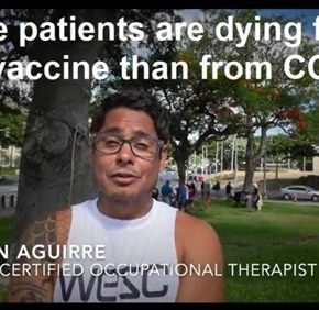 soft kill…. Board Certified Occupational Therapist Whistleblower: More Patients are Dying from the 'Vaccine' than fromCOVID