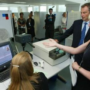 """⚠""""Digital biometric IDs absolutely unavoidable"""" – Former UK PM Tony Blair @ WEF's Cyber Polygon 2020 –VIDEO"""