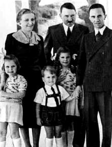 Hitler Goebbels Quandt wedding