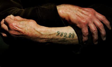 Holocaust Nazi tattoo