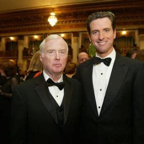 California Governor Gavin Newsom's father traveled Europe with Otto Albrecht von Bolschwing – a Gestapo SS officer – over a period of twoyears