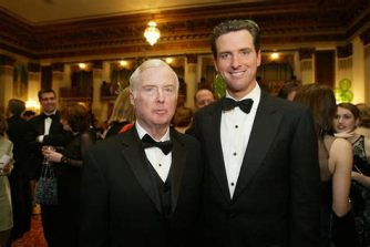 Newsom - father and son
