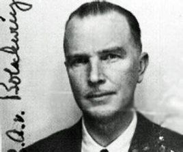 Otto Albrecht von Bolschwing