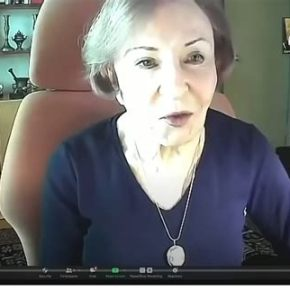"""WATCH ***HOLOCAUST SURVIVOR ISSUES STARK WARNING***""""Medical mandates today are a major step backward toward a fascist dictatorship and genocide""""VIDEO"""